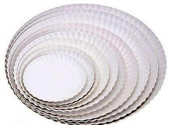 Bandeja plástica Capão Redondo