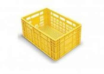 Caixa plastica agricola hortifruti Brasilândia