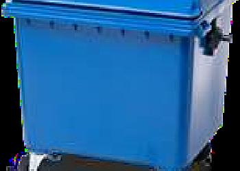 Container de lixo Brasilândia