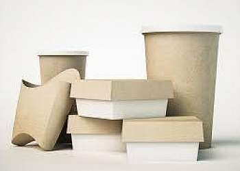 Embalagens em papel biodegradável
