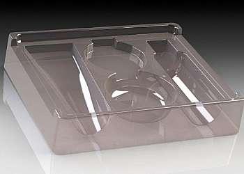 Distribuidor de molde em vacuum forming