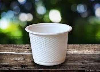 Pote de papel biodegradável valor