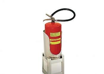 Suporte para extintor de incêndio SP