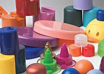 Valor de tampas plásticas